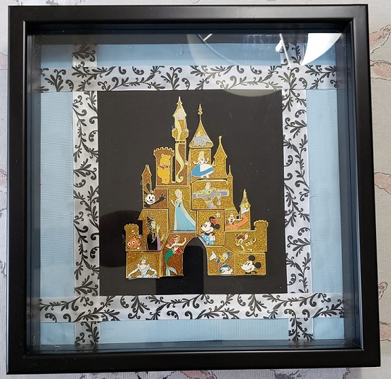 D23 Expo 2015 Castle Collection Mystery Pin Box