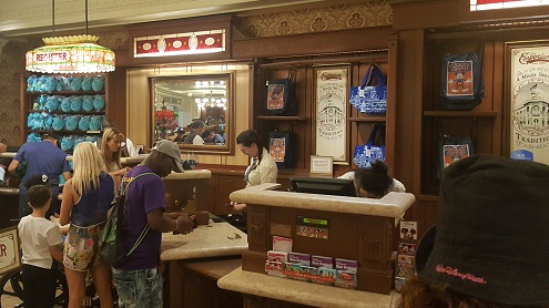 Magic Kingdom Emporium Secret Pin Boards